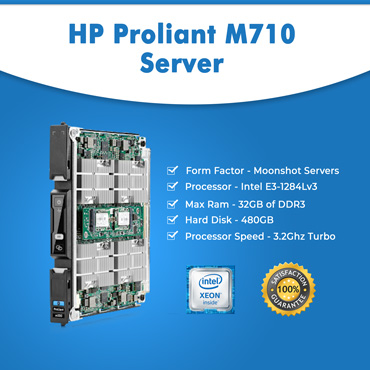 HP Proliant M710 Server