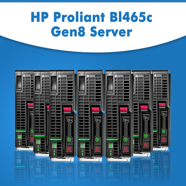 HP Proliant Bl465c Gen8 Server