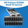 HP ProLiant XL220A Gen8 V2 Servers