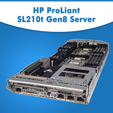 HP ProLiant SL210t Gen8 Server