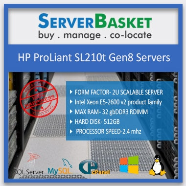 HP ProLiant SL210t