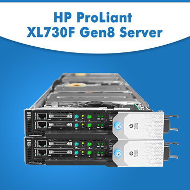 Refurbished HP ProLiant XL730F Gen8 Server