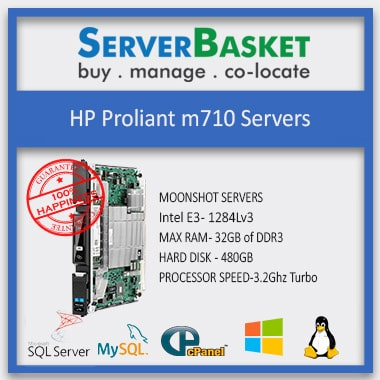 Hp proliant m710