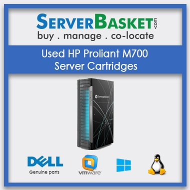 Used HP Proliant M700 Server Cartridges