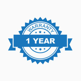 1 year warranty for Dell R620 server