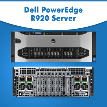 Dell PowerEdge R920 Server