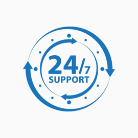 24/7 Support for Dell R620 Server