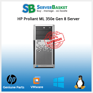hp proliant ml350e