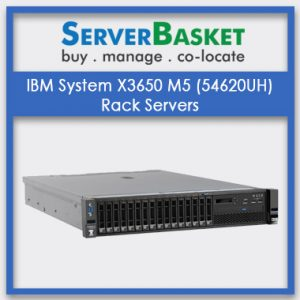 IBM System X3650 M5 (54620UH) Rack Servers