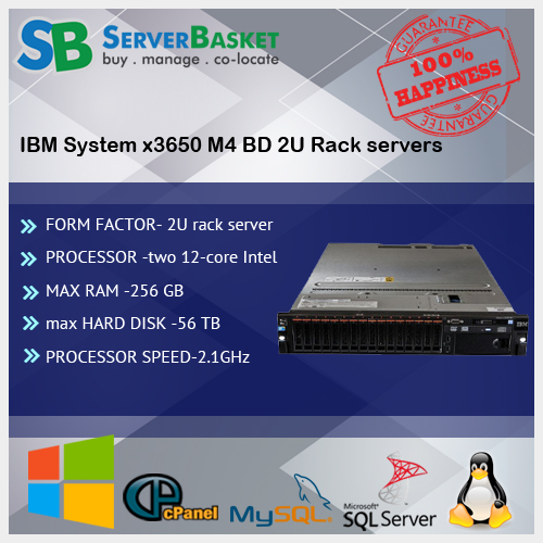 Buy Ibm System X3300 M4 4u Tower Server Online At Low Price
