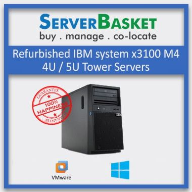 Buy Used/Second Hand IBM System X3100 M4 Server