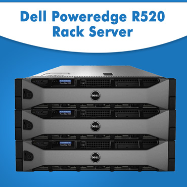 Dell Poweredge R520 Rack Server in India at best price