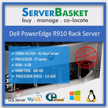 DELL POWEREDGE R910