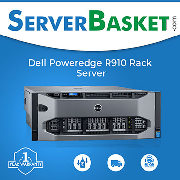 Refurbished Dell PowerEdge R910 Rack Server