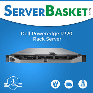 Buy Dell PowerEdge R320 Rack Server At Best Price from Server Basket Online