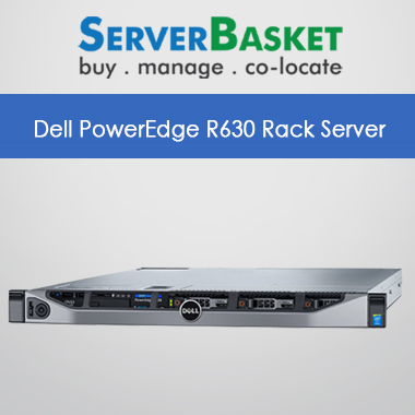 Buy Dell Poweredge R630 2s 1u Rack Server Online At Low