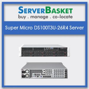 Super Micro DS100T3U-26R4