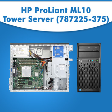 HP ProLiant ML10 Tower Server ( 787225-375 )