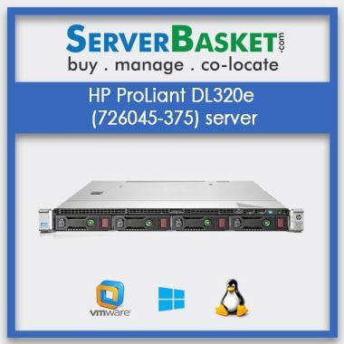 Buy HP ProLiant DL320e Gen8 Server at Cheap Deal Price Online From Server Basket