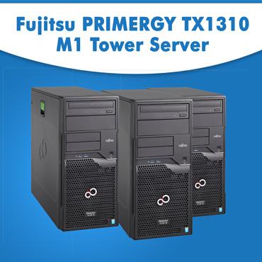Fujitsu PRIMERGY TX1310 M1 Tower Server
