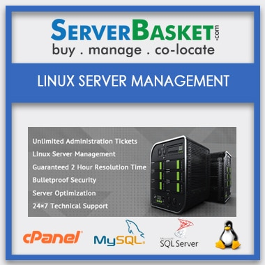 Buy Linux Server Management In India