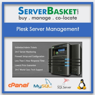 Buy Plesk Server Management In India