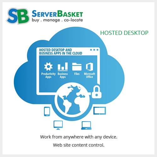 Virtual Desktop Hosting