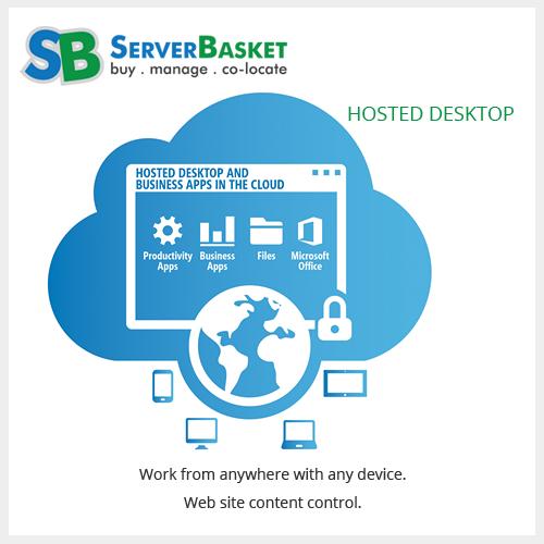 Virtual Desktop Hosting