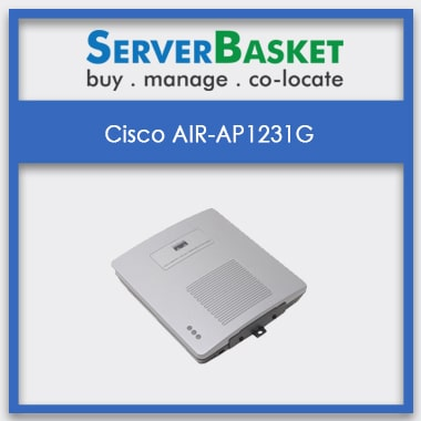 Buy Cisco AIR-AP1231G Online at Server Basket