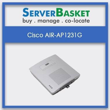 Buy Cisco AIR-AP1231G Online at Server Basket