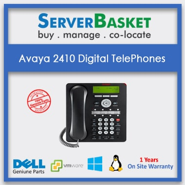 Buy Avaya 2410 Digital TelePhones online at Best Price from Server Basket