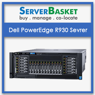 Dell PowerEdge R930 Server