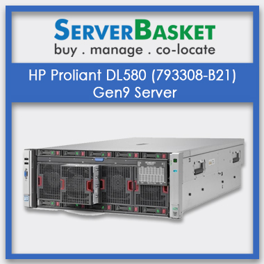 HP Proliant DL580 (793308-B21) Gen9 Server