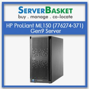 HP ProLiant ML150 (776274-371) Gen9