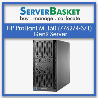 HP ProLiant ML150 (776274-371) Gen9