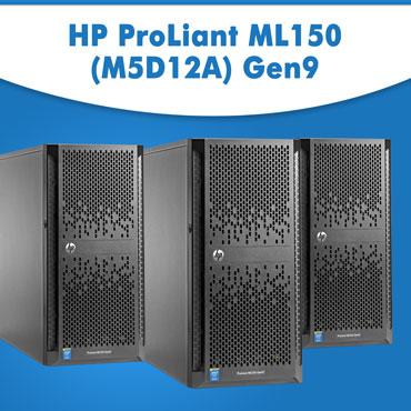 HP ProLiant ML150 (M5D12A) Gen9 | HP servers