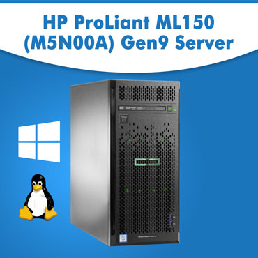 HP ProLiant ML150 (M5N00A) Gen9 Server | HP servers