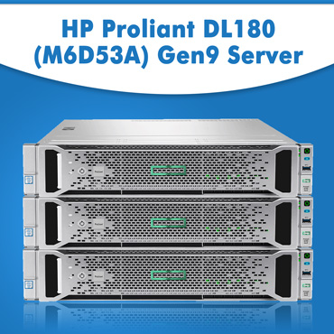 HP Proliant DL180 (M6D53A) Gen9 Server | HP servers | Refurb servers