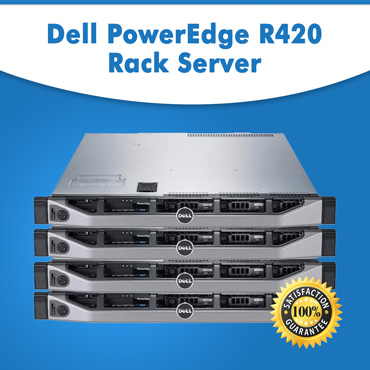 Dell PowerEdge R420 Rack Server