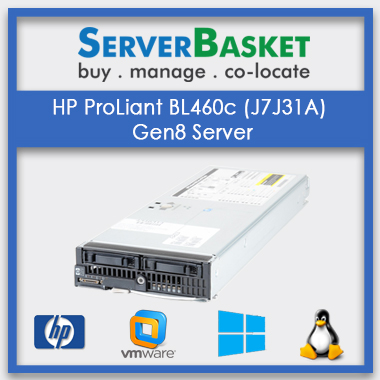 HP ProLiant BL460c (J7J31A) Gen8 Server