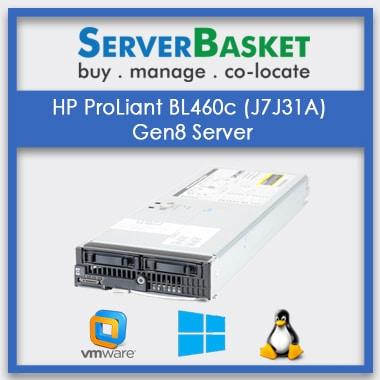 HP ProLiant BL460c (J7J31A) Gen8 Server | HP servers