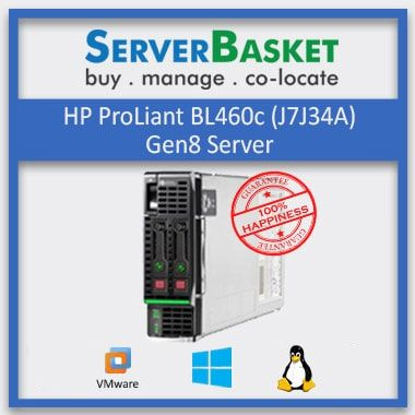 HP ProLiant BL460c (J7J34A) Gen8 Server