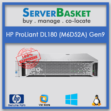 HP ProLiant DL180 (M6D52A) Gen9