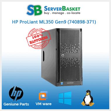 HP Proliant ML 350