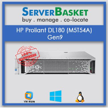 HP Proliant DL180 (M5T54A) Gen9 | HP servers
