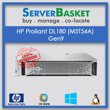 HP Proliant DL180 (M5T54A) Gen9
