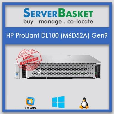 HP Proliant DL180 (M6D53A) Gen9 Server | HP servers | Refurb servers