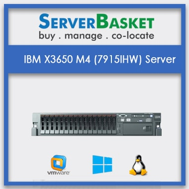 IBM X3650 M4 (7915IHW) Server | IBM Server For Sale | Latest IBM Rack Servers Online