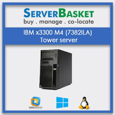 IBM x3300 M4 (7382ILA) Tower server | IBM servers | IBM tower servers