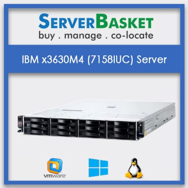 IBM x3630M4 (7158IUC) Server | IBM Server Online | IBM X3630 M4 Server For Sale